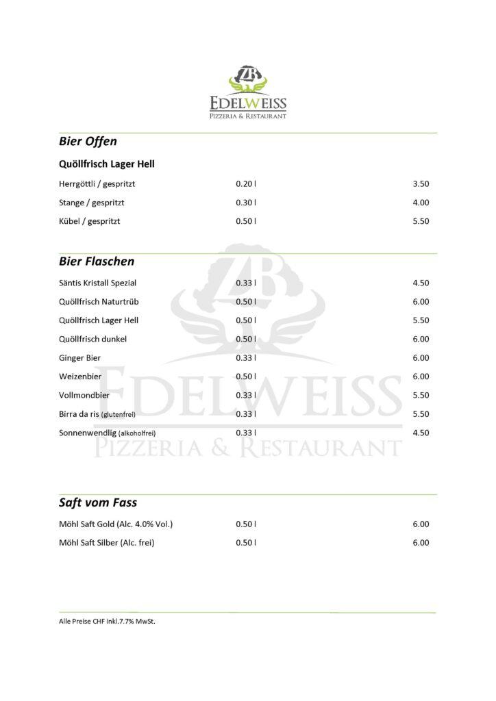 Edelweiss-Pizzeria-Restaurant-Speisekarte-Getranke-3