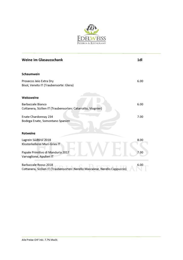 Edelweiss-Pizzeria-Restaurant-Wein-Karte-1