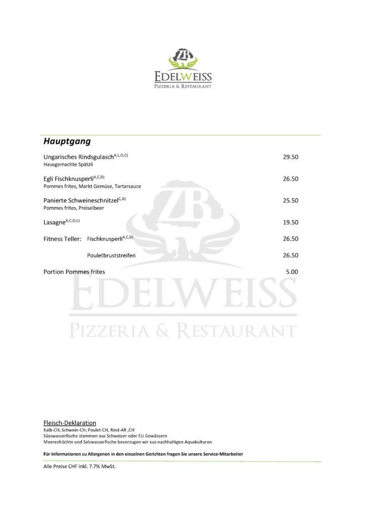 Edelweiss-Pizzeria-Restaurant-Speisekarte-2