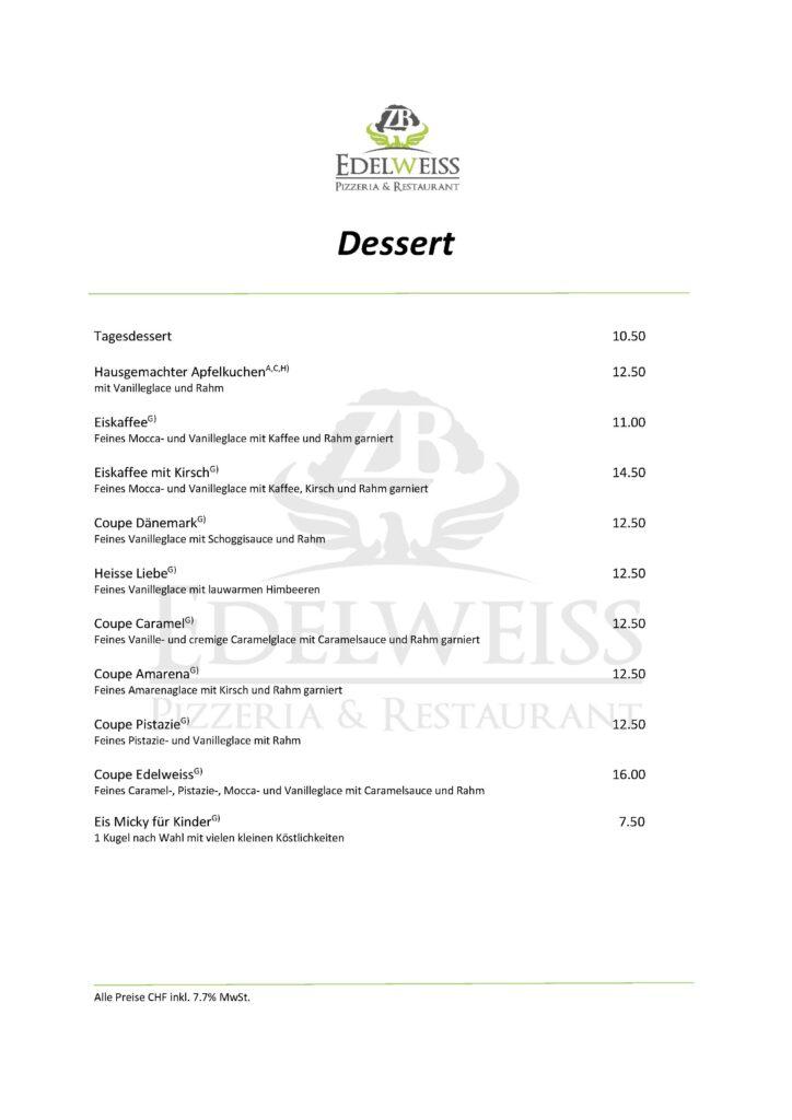 Edelweiss-Pizzeria-Restaurant-Speisekarte-Dessert