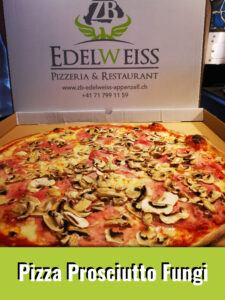 Edelweiss-Pizzeria-Restaurant-Appenzell-Pizza-Fungi