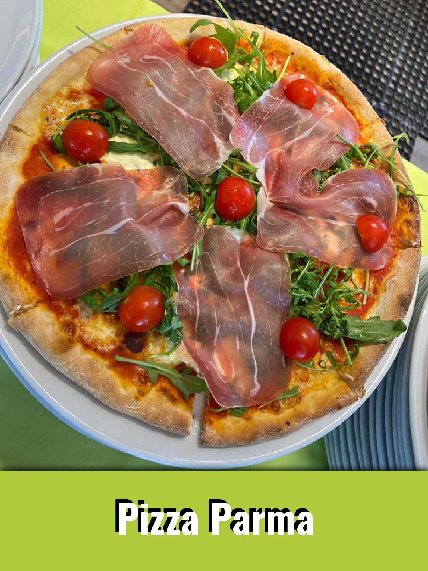 Edelweiss-Pizzeria-Restaurant-Appenzell-Pizza-Parma