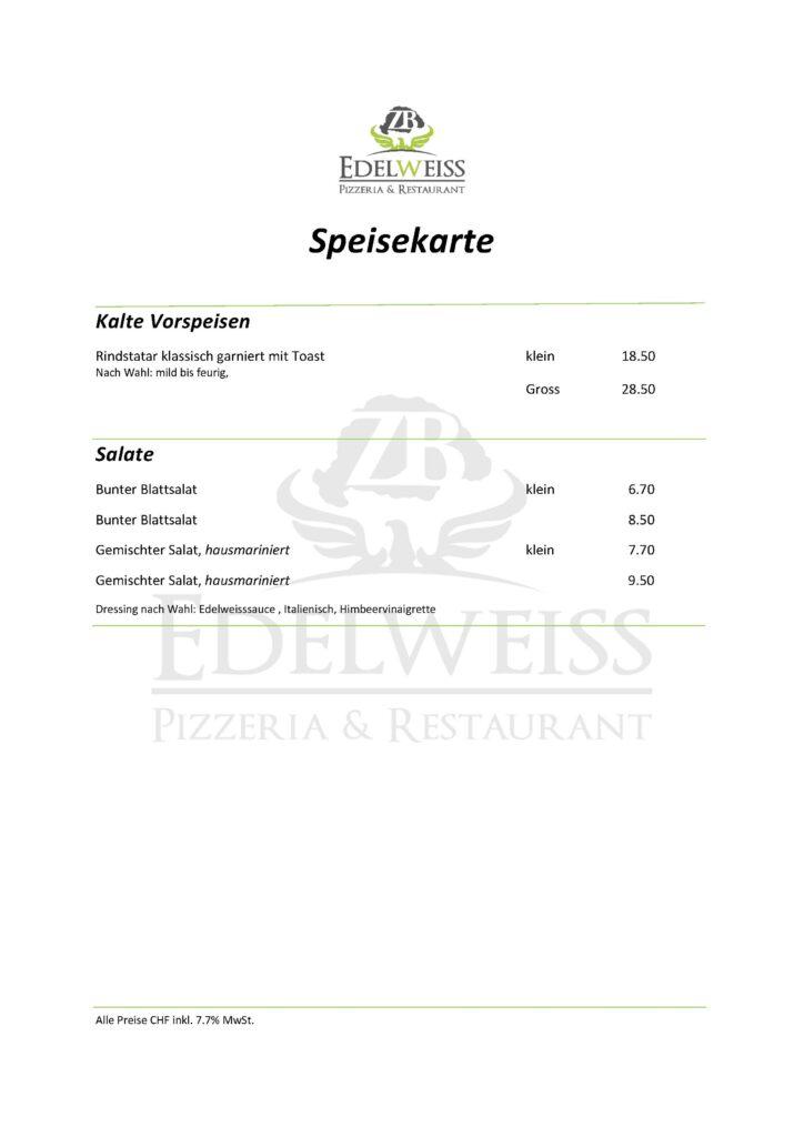 Edelweiss-Pizzeria-Restaurant-Speisekarte-1